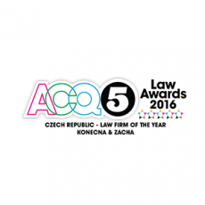 ACQ5 - Law Firm of the Year - Czech Rep