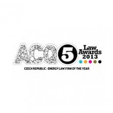 ACQ5 - Czech Rep - Energy Law Firm ot the Year