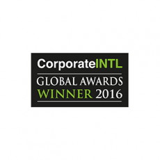Corporate INTL - Global Awards Winner