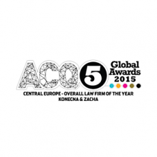 ACQ5 - Central Europe - Overall Law Firm of the Year