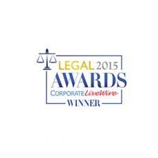 Legal Awards Winner