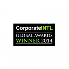 CorporateINTL - Global Awards Winner