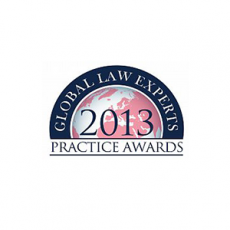 Global Law Experts - Practice Awards