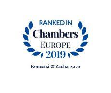 Chambers - Konečná & Zacha 2019